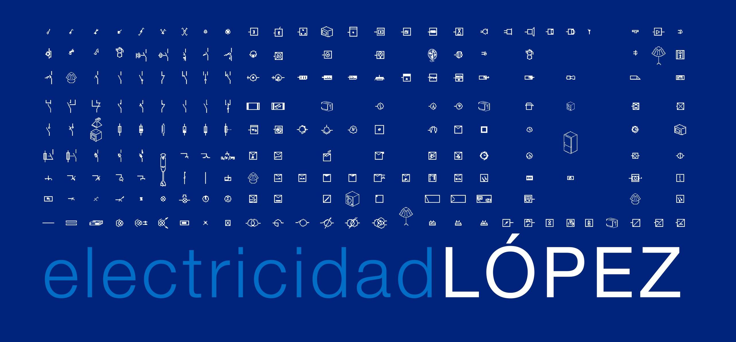 Logo Electricidad López